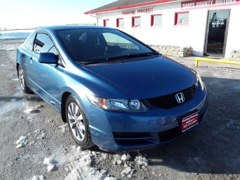2009 Honda Civic for sale at Sarpy County Motors in Springfield NE