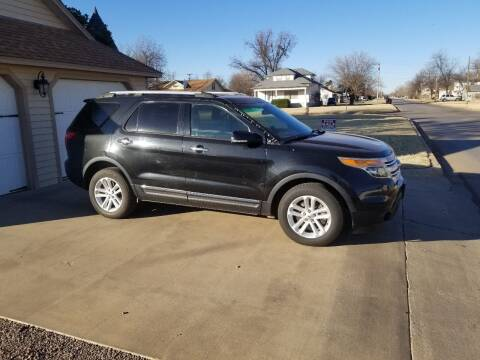2013 Ford Explorer for sale at Eastern Motors in Altus OK