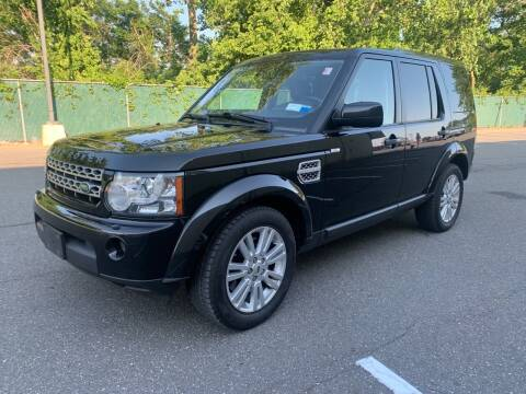 2011 Land Rover LR4 for sale at Adams Motors INC. in Inwood NY