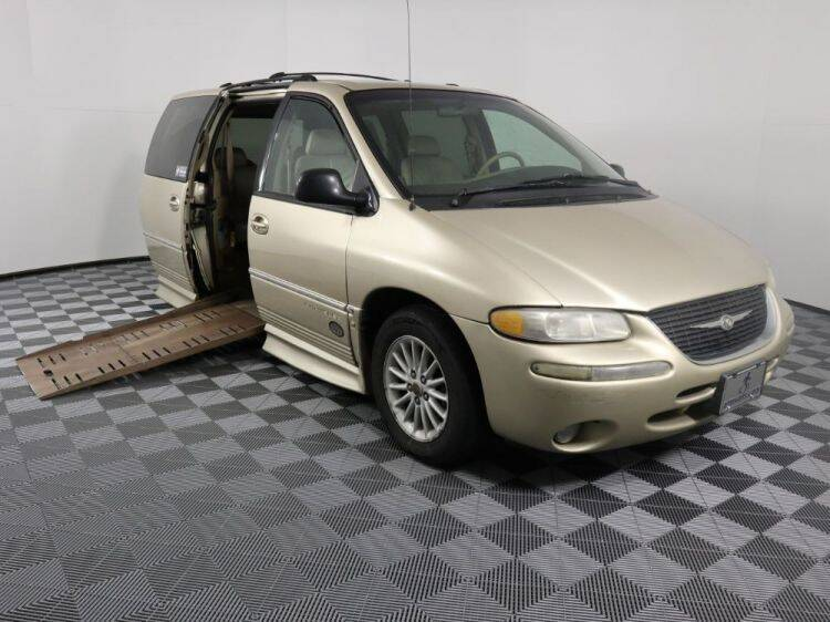 2000 Chrysler Town and Country for sale at AMS Vans in Tucker GA