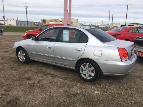 2005 Hyundai Elantra for sale at Ron Lowman Motors Minot in Minot ND