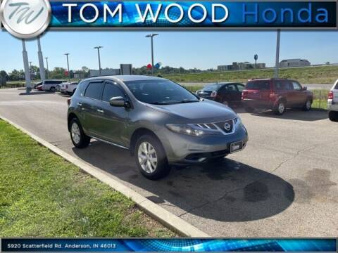 2014 Nissan Murano for sale at Tom Wood Honda in Anderson IN