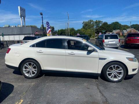 2010 Ford Taurus for sale at Billy Auto Sales in Redford MI