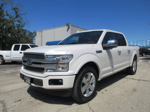 2018 Ford F-150 for sale at Quality Investments in Tyler TX