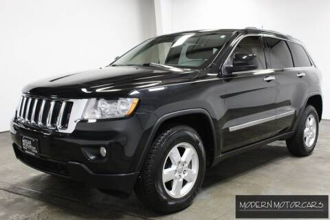 2012 Jeep Grand Cherokee for sale at Modern Motorcars in Nixa MO
