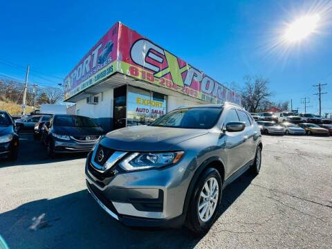 2020 Nissan Rogue for sale at EXPORT AUTO SALES, INC. in Nashville TN