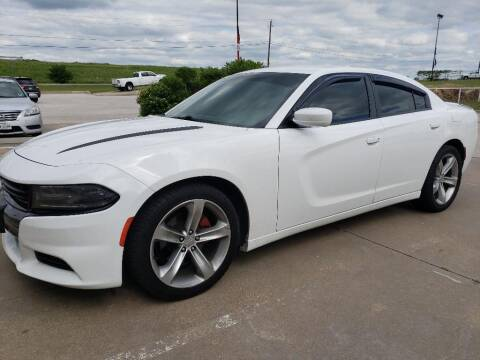 2015 Dodge Charger for sale at Stanley Chrysler Dodge Jeep Ram Gatesville in Gatesville TX