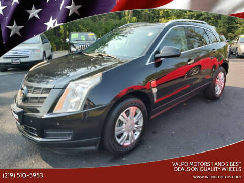 2011 Cadillac SRX for sale at Valpo Motors Inc. in Valparaiso IN
