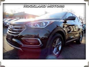 2017 Hyundai Santa Fe Sport for sale at Rockland Automall - Rockland Motors in West Nyack NY