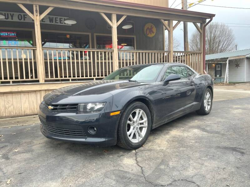 2014 Chevrolet Camaro for sale at Auto Exchange in The Plains OH