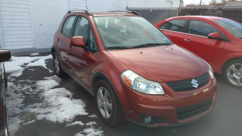 2009 Suzuki SX4 Crossover for sale at Graft Sales and Service Inc in Scottdale PA
