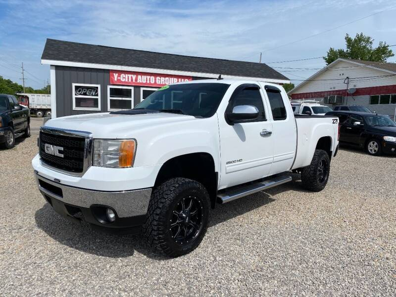 2011 GMC Sierra 2500HD for sale at Y City Auto Group in Zanesville OH