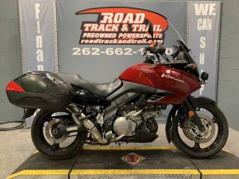 2006 Suzuki V-Strom 1000 for sale at Road Track and Trail in Big Bend WI