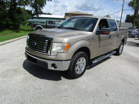 2011 Ford F-150 for sale at S & T Motors in Hernando FL