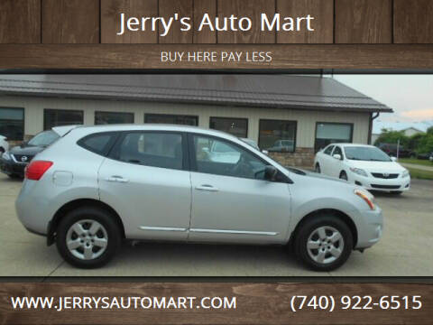 2011 Nissan Rogue for sale at Jerry's Auto Mart in Uhrichsville OH