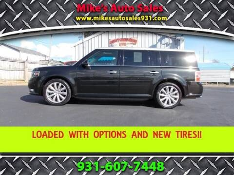2014 Ford Flex for sale at Mike's Auto Sales in Shelbyville TN