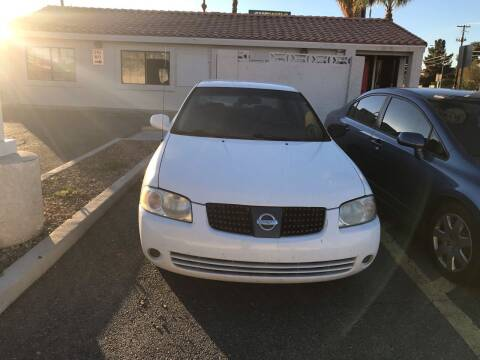 2005 Nissan Sentra for sale at CASH OR PAYMENTS AUTO SALES in Las Vegas NV