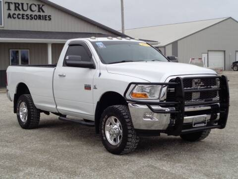 2012 RAM Ram Pickup 2500 for sale at Burkholder Truck Sales LLC (Edina) in Edina MO