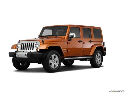 2011 Jeep Wrangler Unlimited for sale at Jamerson Auto Sales in Anderson IN