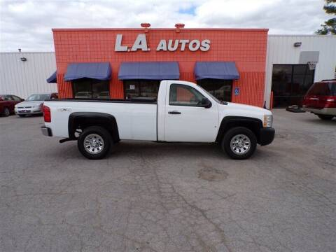 2009 Chevrolet Silverado 1500 for sale at L A AUTOS in Omaha NE