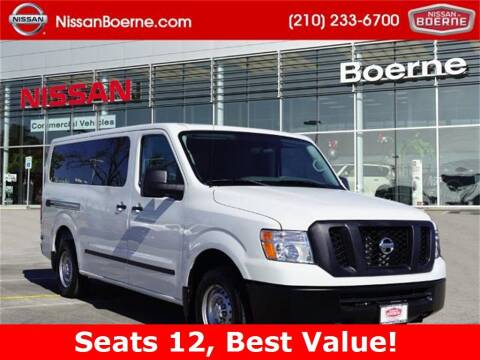 2020 Nissan NV Passenger for sale at Nissan of Boerne in Boerne TX