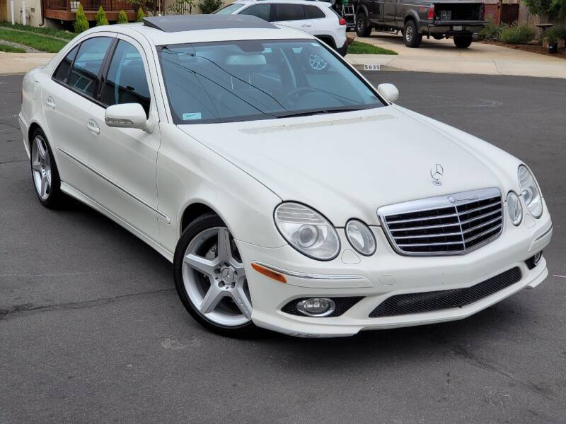 2009 Mercedes-Benz E-Class for sale at Gold Coast Motors in Lemon Grove CA