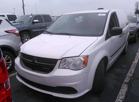 2015 RAM C/V for sale at Durani Auto Inc in Nashville TN