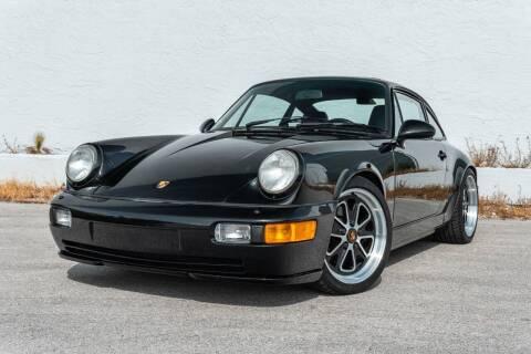1993 Porsche 911 for sale at ZWECK in Miami FL