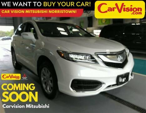 2018 Acura RDX for sale at Car Vision Mitsubishi Norristown in Norristown PA