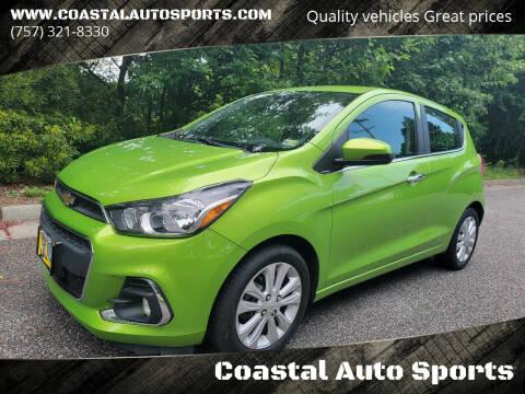 2016 Chevrolet Spark for sale at Coastal Auto Sports in Chesapeake VA