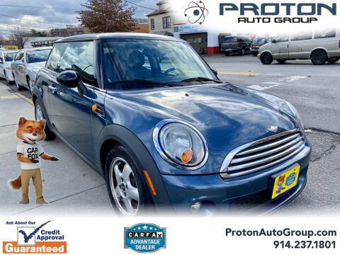 2011 MINI Cooper for sale at Proton Auto Group in Yonkers NY