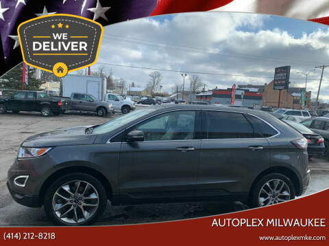 2016 Ford Edge for sale at Autoplex 2 in Milwaukee WI