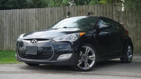 2013 Hyundai Veloster for sale at Hidalgo Motors Co in Houston TX