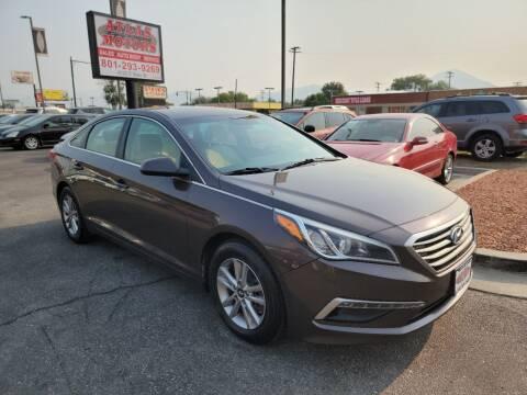 2015 Hyundai Sonata for sale at ATLAS MOTORS INC in Salt Lake City UT