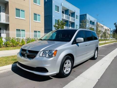 2012 Dodge Grand Caravan for sale at LA Motors Miami in Miami FL