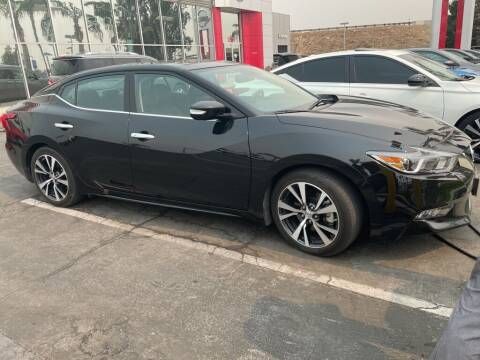 2017 Nissan Maxima for sale at Nissan of Bakersfield in Bakersfield CA