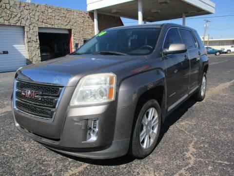 2010 GMC Terrain for sale at Sunrise Auto Sales in Liberal KS