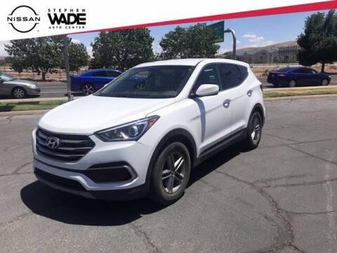 2017 Hyundai Santa Fe Sport for sale at Stephen Wade Pre-Owned Supercenter in Saint George UT