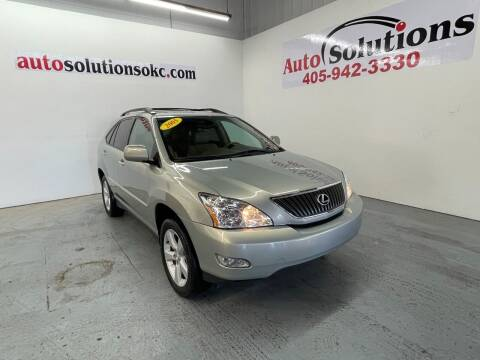 2005 Lexus RX 330 for sale at Auto Solutions in Warr Acres OK
