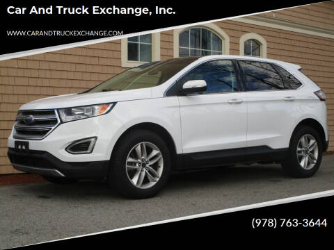 2017 Ford Edge for sale at Car and Truck Exchange, Inc. in Rowley MA