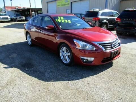 2015 Nissan Altima for sale at Northeast Iowa Auto Sales in Hazleton IA
