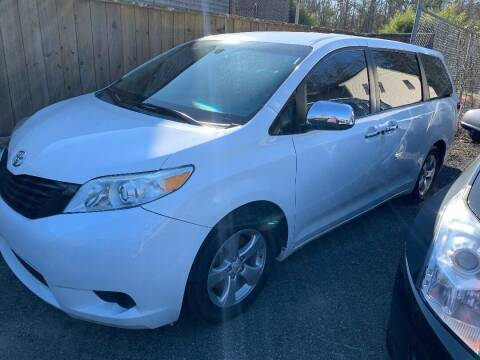2011 Toyota Sienna for sale at Mike's Auto Sales in Westport MA