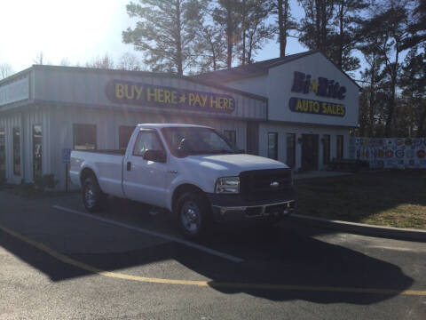 2006 Ford F-250 Super Duty for sale at Bi Rite Auto Sales in Seaford DE