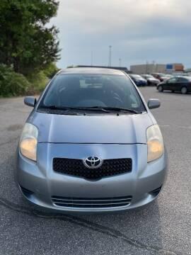 2007 Toyota Yaris for sale at North Irving Motors INC in Fredericksburg VA