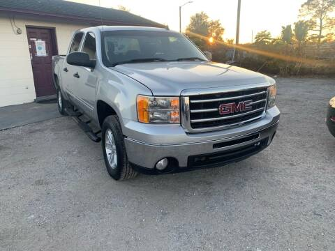 2013 GMC Sierra 1500 for sale at Excellent Autos of Orlando in Orlando FL
