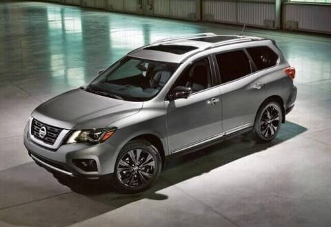2020 Nissan Pathfinder for sale at XS Leasing in Brooklyn NY