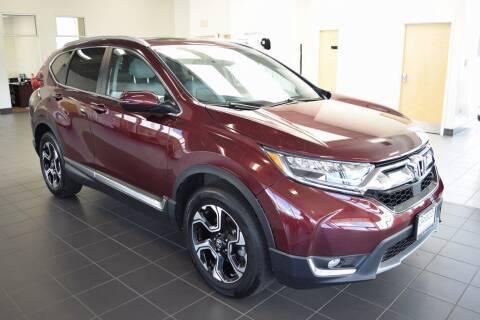 2019 Honda CR-V for sale at BMW OF NEWPORT in Middletown RI
