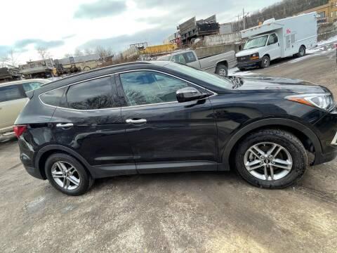 2018 Hyundai Santa Fe Sport for sale at Keyser Autoland llc in Scranton PA
