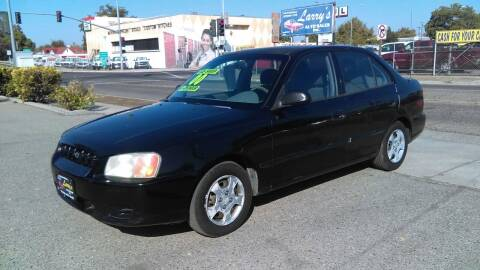 2000 Hyundai Accent for sale at Larry's Auto Sales Inc. in Fresno CA