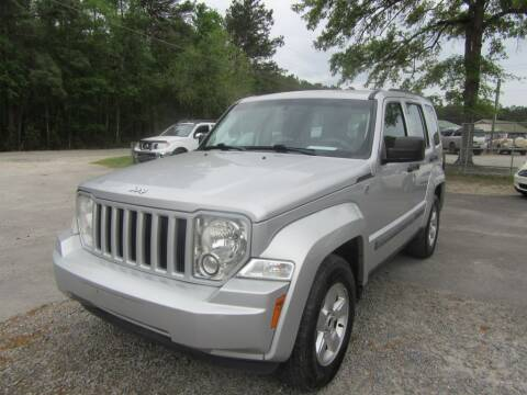 2012 Jeep Liberty for sale at Bullet Motors Charleston Area in Summerville SC